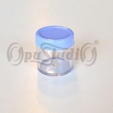 Баночка голубая 25ml