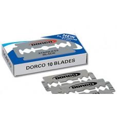 DORCO Классические двусторонние лезвия