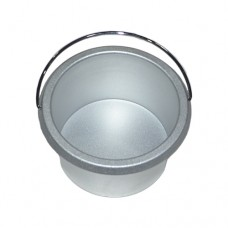 Емкость металлическая для воска 500мл