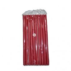 Бигуди поролоновые мягкие (Папильотки) №5 красные 11x240mm