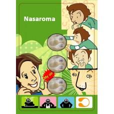"""Клипса """"NasAroma CarSick"""" (Green)"""